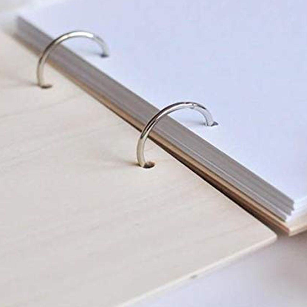 Holz-Gästebuch - Personalisiert