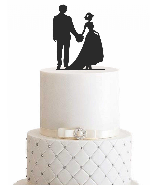"""Cake Topper """"Laufendes Ehepaar"""""""