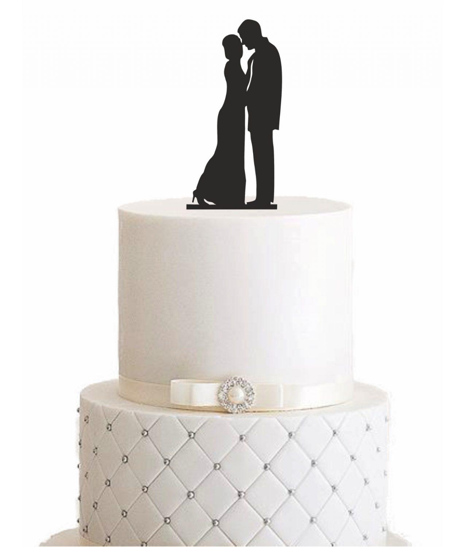 """Cake Topper """"Stehendes Ehepaar"""""""