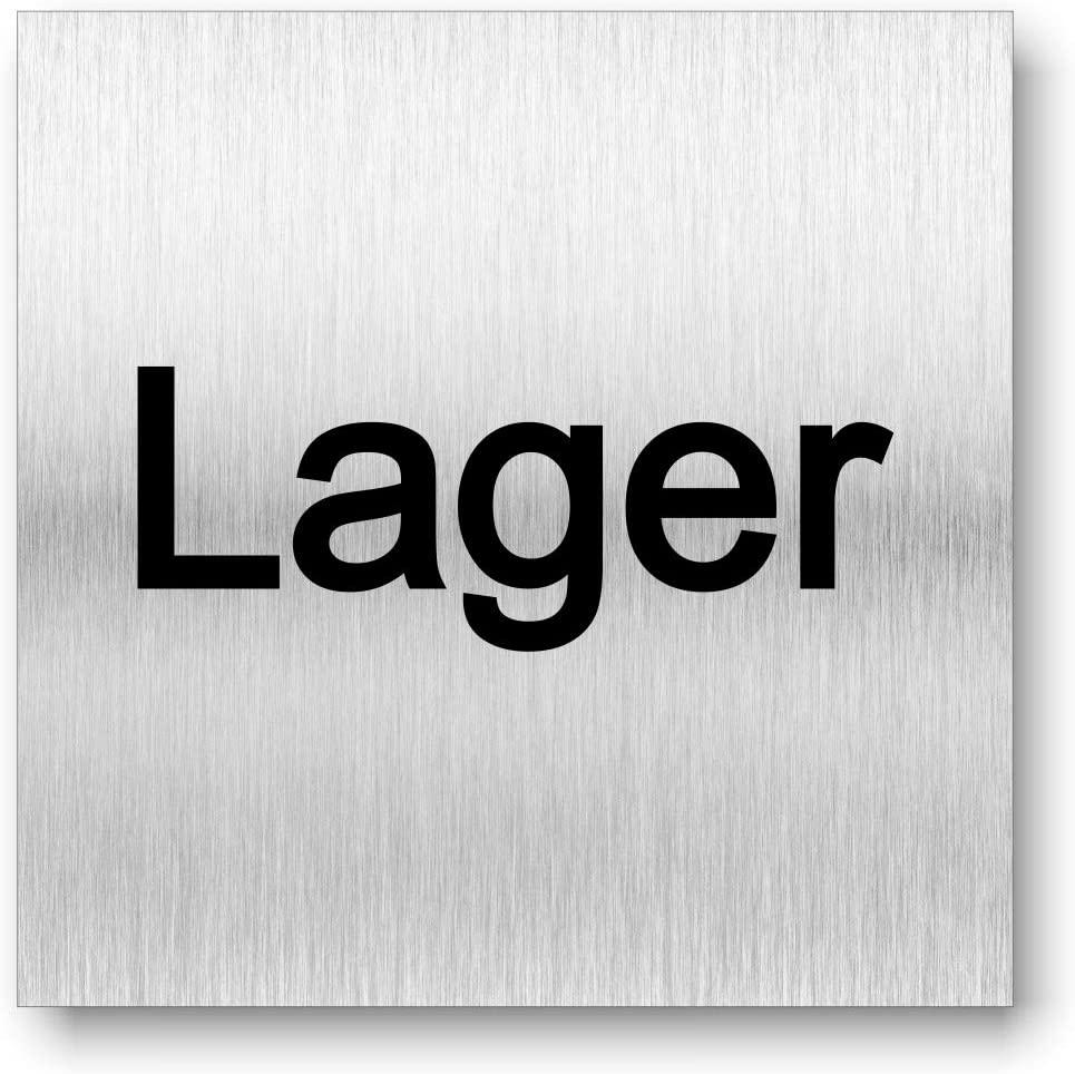 "Türschild ""Lager"""