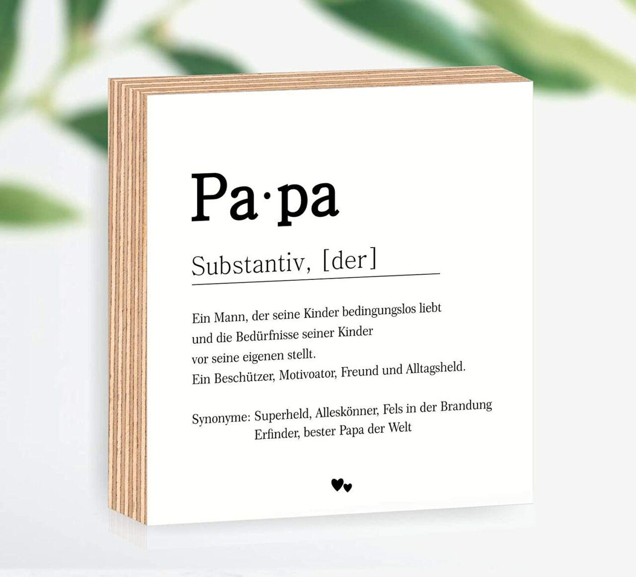 Definition Papa